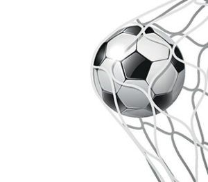 Image of a soccer goal